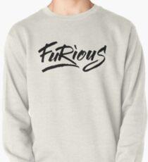 Furious! Pullover Sweatshirt