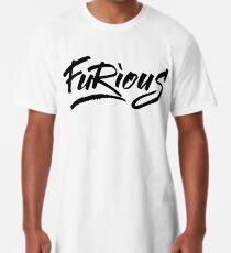 Furious! Long T-Shirt