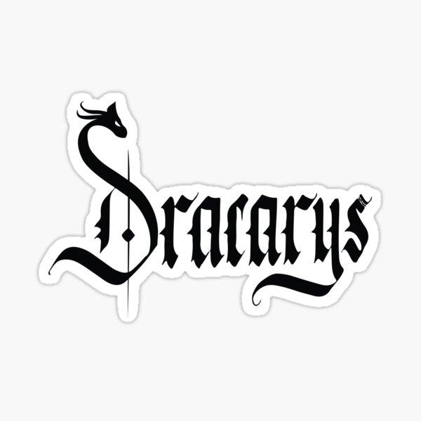 Dracarys Sticker