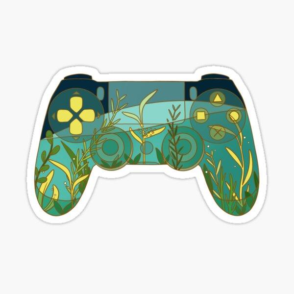 Unter Water Life Playstation Controller Sticker