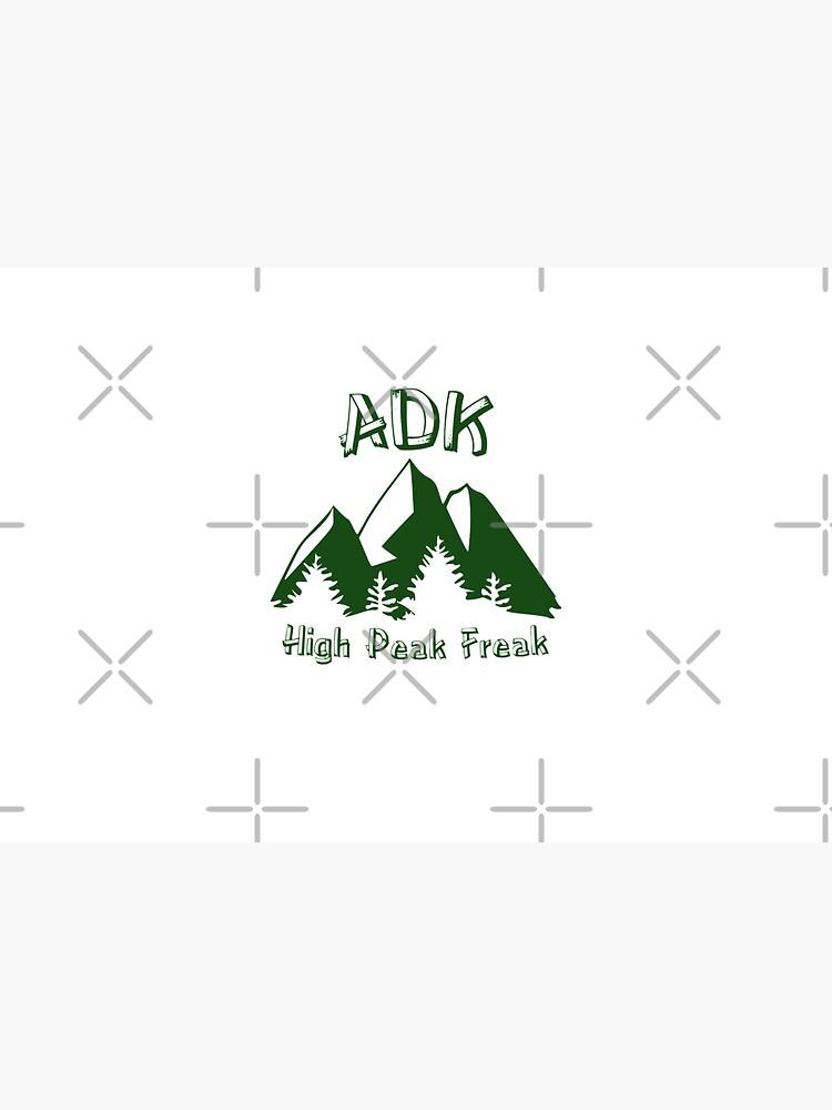Adirondack High Peak Freak by esskay