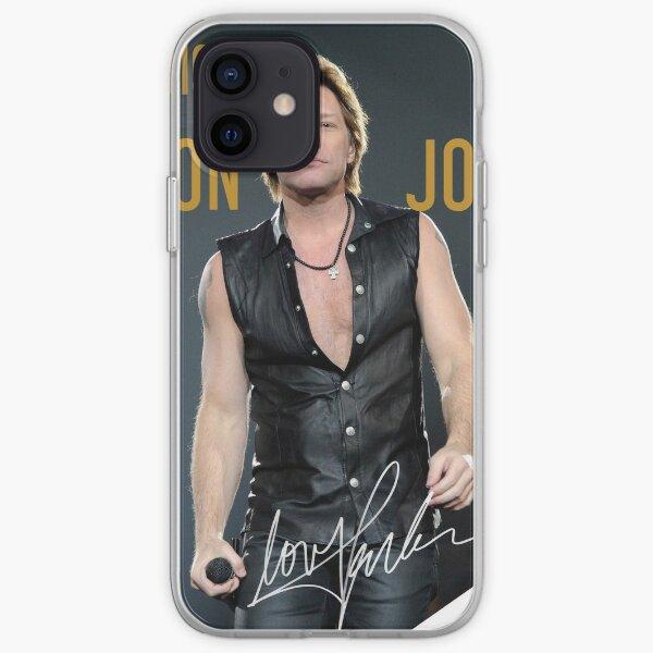 Bon Jovi Funda blanda para iPhone