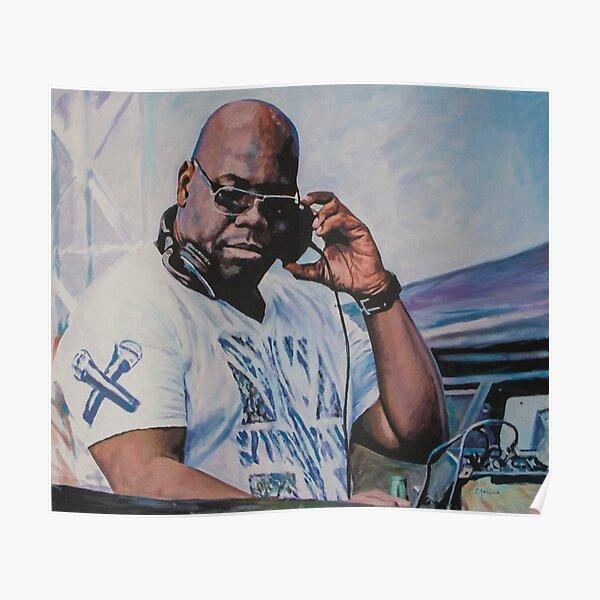 DJ Carl Cox, Ibiza Poster