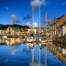 Padstow Harbour by timmburgess