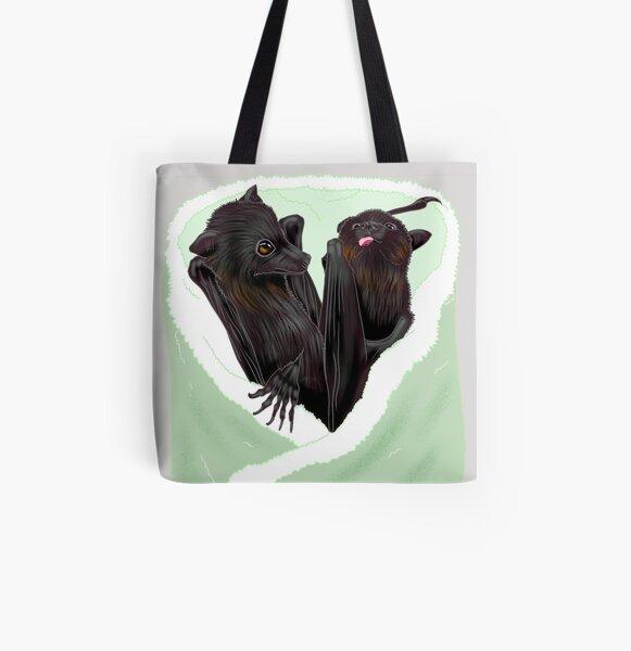 Batzilla - Orphan Season 2 by Ewa Oz  All Over Print Tote Bag