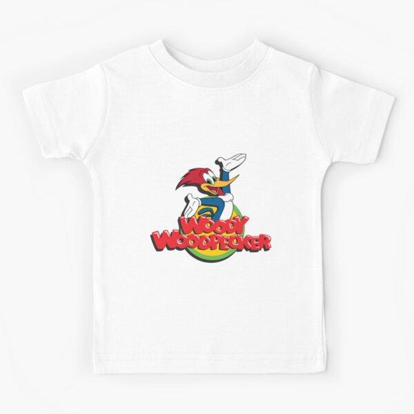 Woody Woodpecker Kids T-Shirt