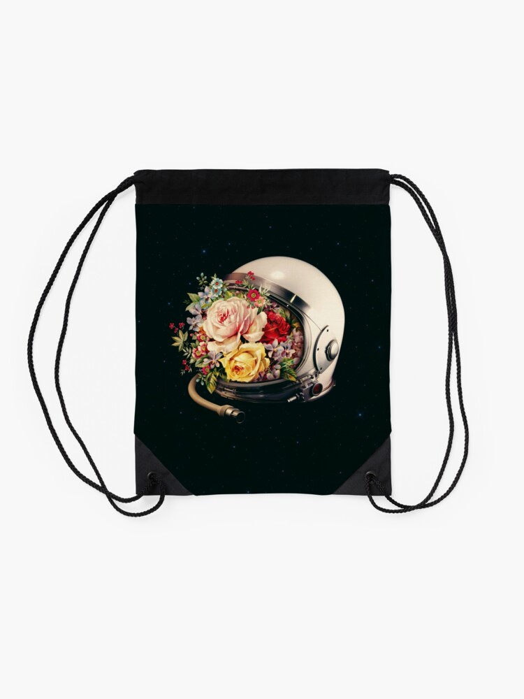 Alternate view of In Bloom Drawstring Bag