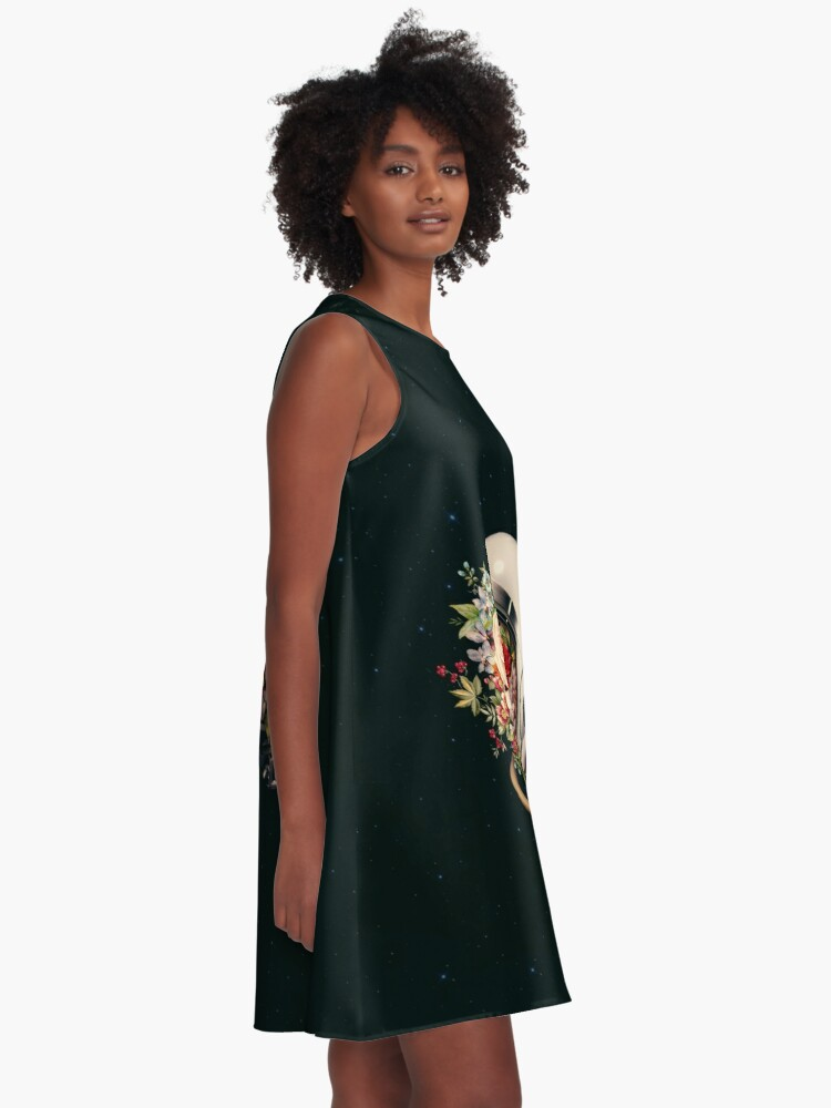 Alternate view of In Bloom A-Line Dress