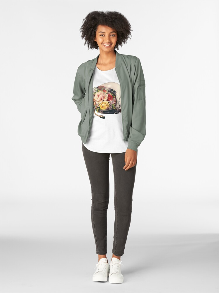 Alternate view of In Bloom Premium Scoop T-Shirt