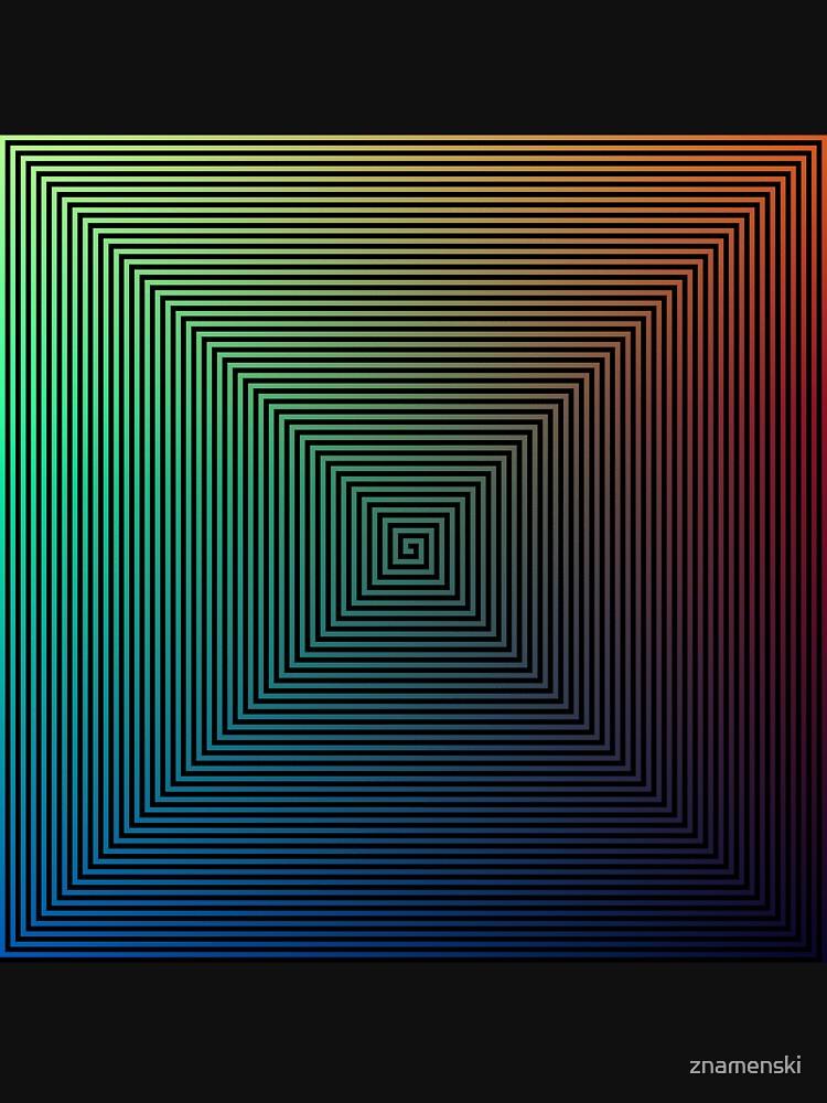 How do optical illusions work? by znamenski