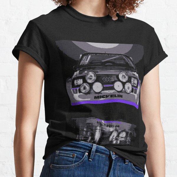 Audi Quattro S1 - Group B Rally Race Car Classic T-Shirt
