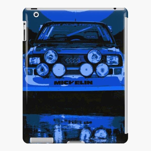 Audi Quattro S1 - Group B Rally Race Car iPad Snap Case