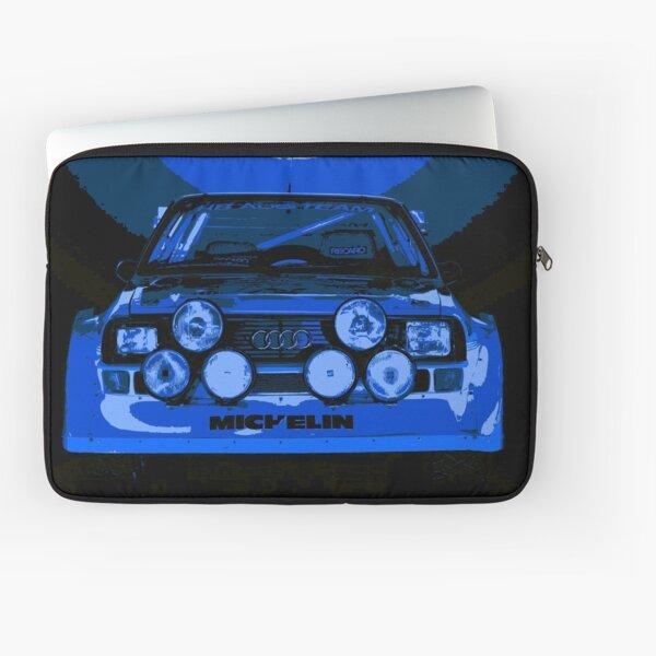 Audi Quattro S1 - Group B Rally Race Car Laptop Sleeve