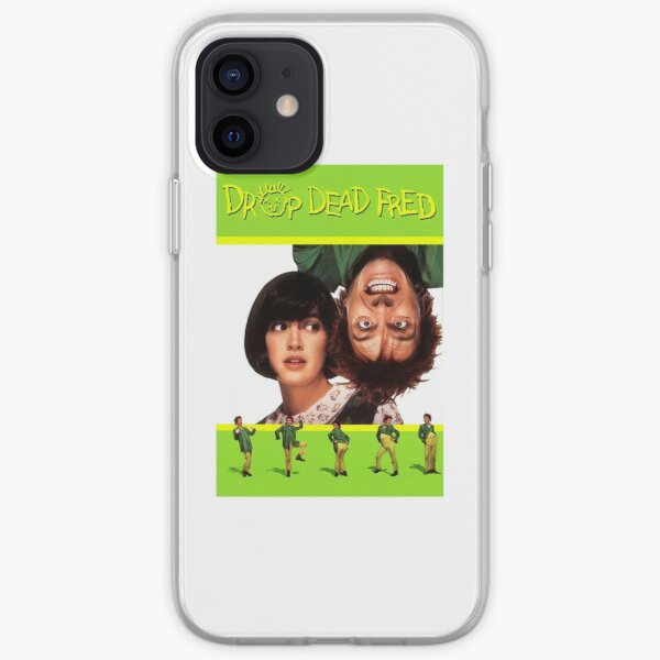 Drop Dead Fred Movie Poster iPhone Soft Case