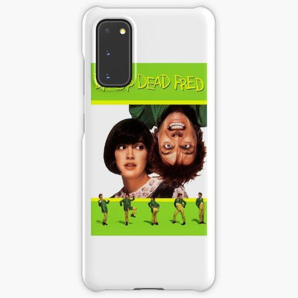 Drop Dead Fred Movie Poster Samsung Galaxy Snap Case