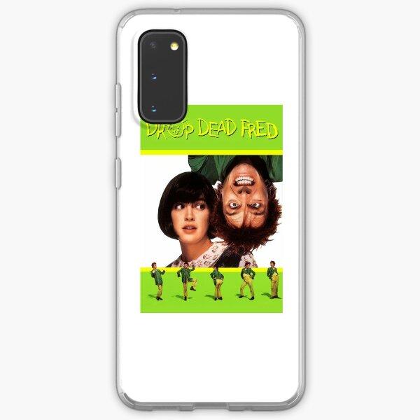 Drop Dead Fred Movie Poster Samsung Galaxy Soft Case