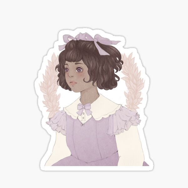 Lolita Doll Sticker