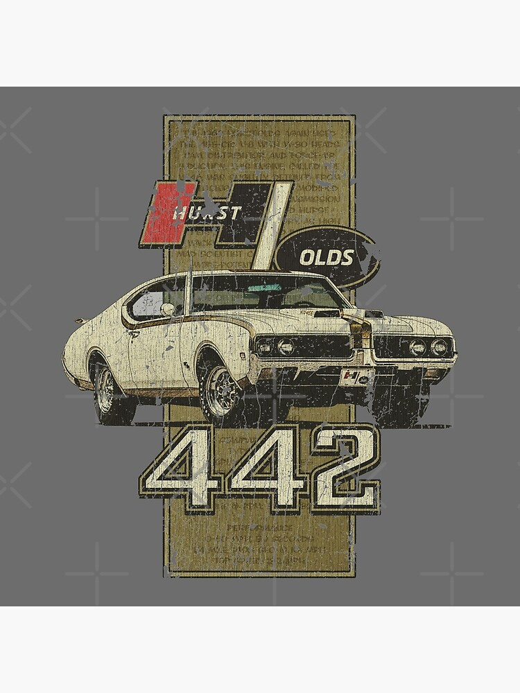 1969 Hurst-Olds 442 by jacobcdietz