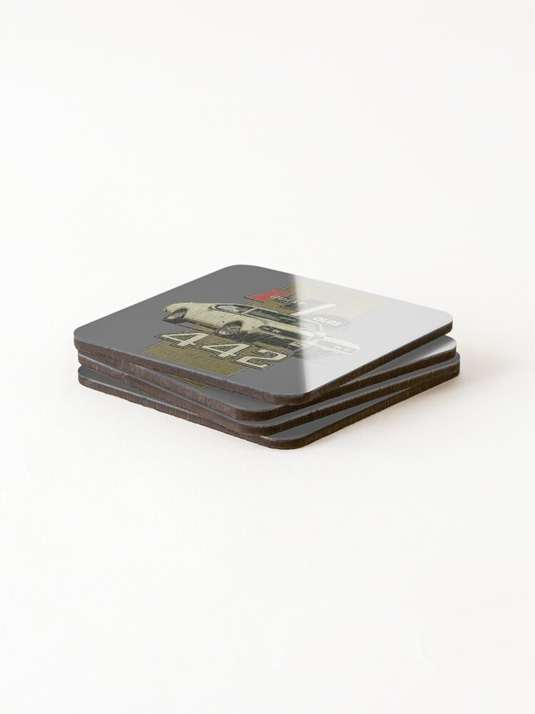 Alternate view of 1969 Hurst-Olds 442 Coasters (Set of 4)