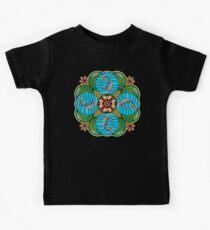 Japanese Carp Mandala Kids Clothes