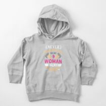Girl Axe Throwing Ax Throwing Toddler Pullover Hoodie