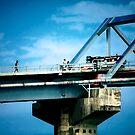 mactan bridge by Ross Throndson