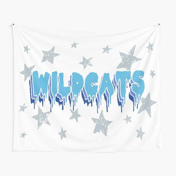 wildcats drip Tapestry