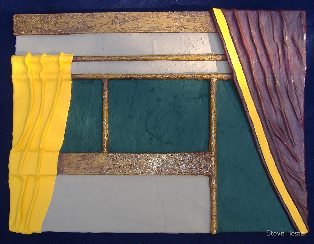 Curtain by Steve Hester