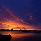 SE Alaska Sunrise by DJ LeMay
