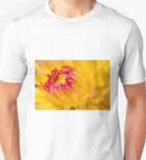 Yellow Dahlia T-Shirt