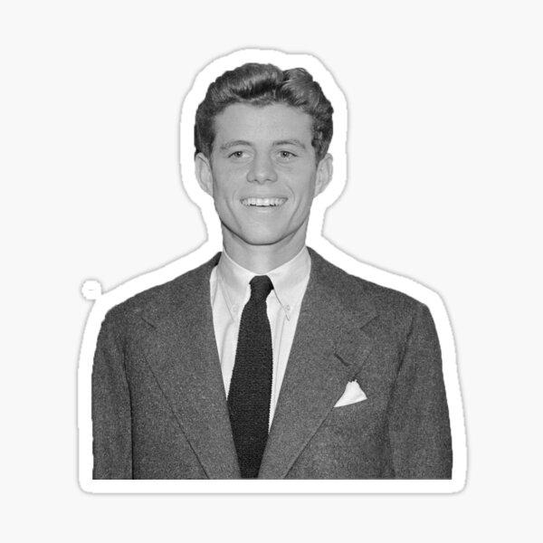 Young JFK Sticker