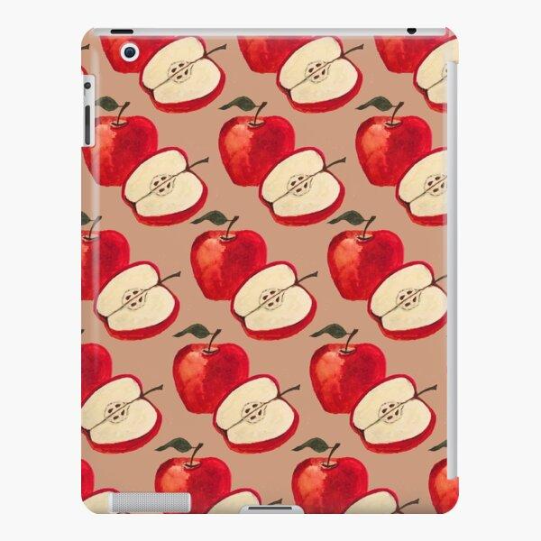 Apple Pattern iPad Snap Case