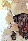 Unicorn Girl by stephanie allison