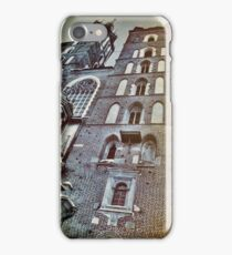 Cracow towers iPhone Case/Skin