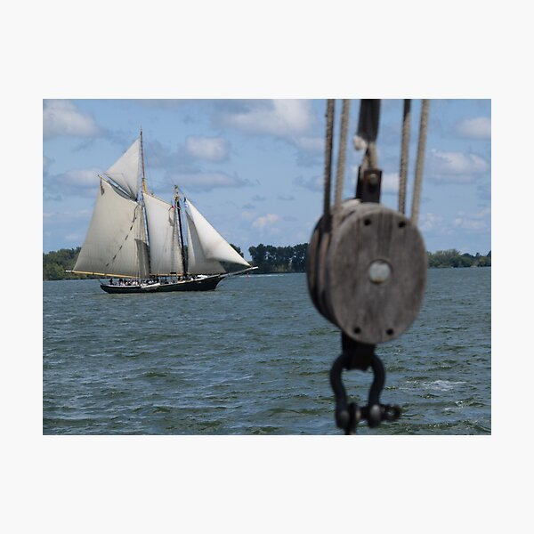 Tall Ships America, 2019 Lettie G Howard Photographic Print