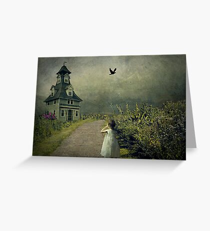 Come with Me.. Greeting Card