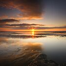 Sandyhills Bay Sunrise by Brian Kerr