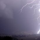 Eltham Valley Lightning Bolts by Michael Bath
