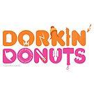 Dorkin' Donuts by Zack Morrissette