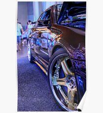 Nissan Skyline r34 GTR Poster
