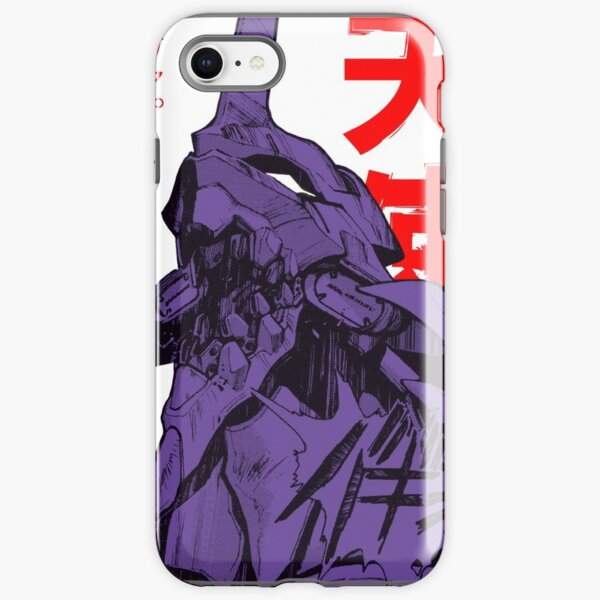 Evangelion robot kanji iPhone Tough Case