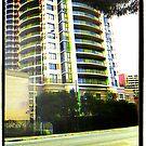 iPhone 4 Series - Parra Flats by David Amos