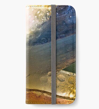 Ameisen im Paradies iPhone Flip-Case