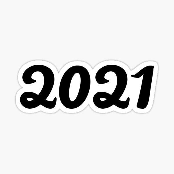 2021 Sticker