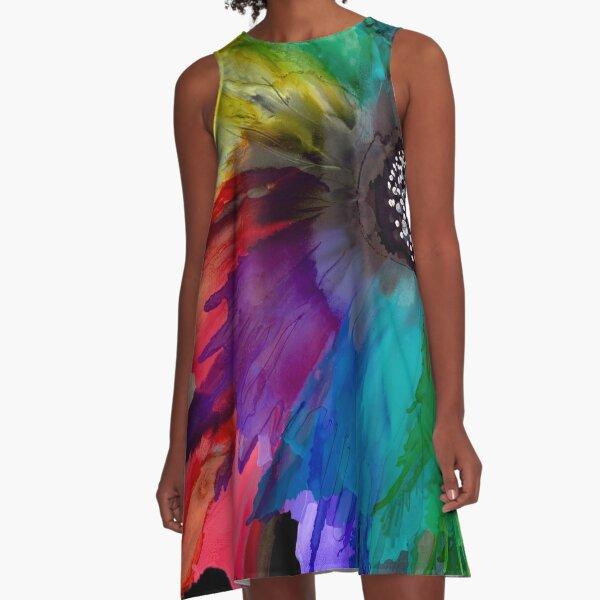 Love is Love  A-Line Dress