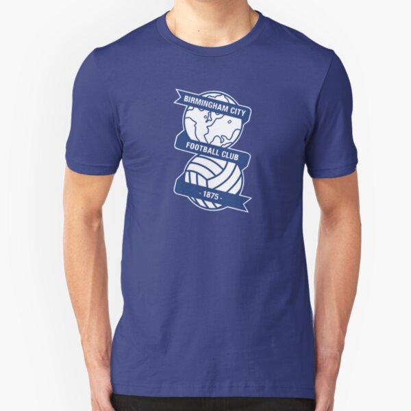 Birmingham City FC Logo Slim Fit T-Shirt