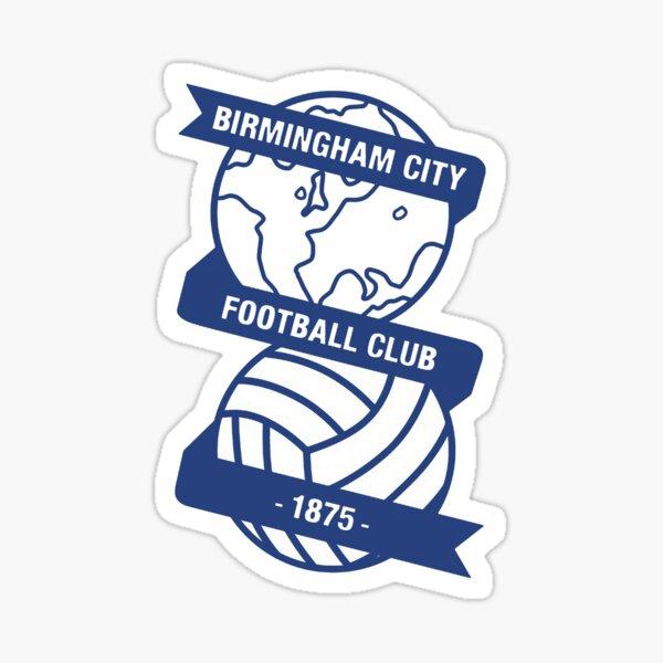 Birmingham City FC Logo Sticker