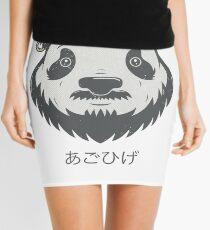 Panda Bear(d) Mini Skirt