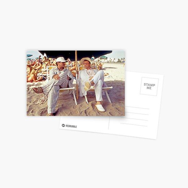 The Birdcage Beach Vibes Postcard