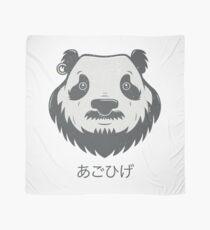 Panda Bear(d) Scarf